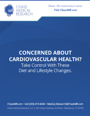 Concerned about cardiovascular health?