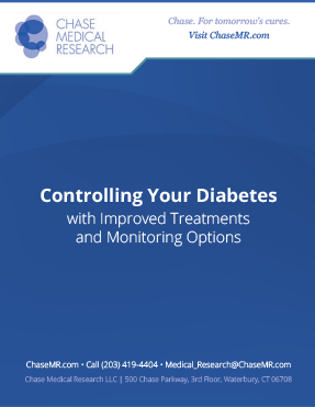 Controlling Your Diabetes with Improved Treatments and Monitoring Options