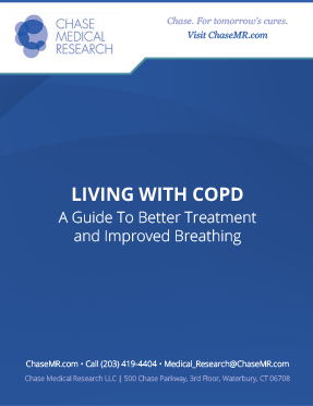Living with COPD - A Guide to Better Treatment and Improved Breathing
